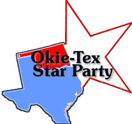 OKIE-TEX STAR PARTY 2018